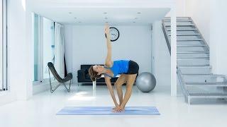 Clase de Pilates para sacudir la pereza II