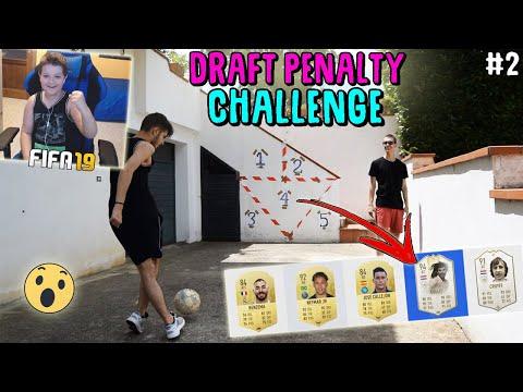 I RIGORI E MIO FRATELLO DECIDONO IL FUT DRAFT CHALLENGE! #2 - Fifa 19