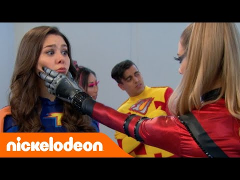 I Thunderman | Il potere gemello | il concorso della Z Force | Nickelodeon Italia
