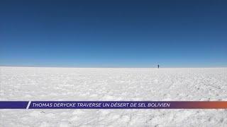 Yvelines | Thomas Derycke traverse un désert de sel bolivien