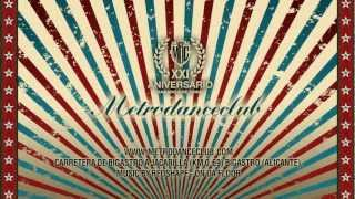 XXI ANIVERSARIO DE METRODANCECLUB / 09.06.2012