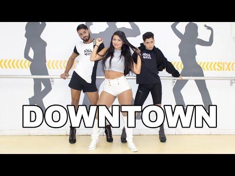 DOWNTOWN - Anitta & J Balvin by Cia NinaMaya