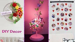 WOW! 10 Best Easy DIY Room Decor Idea !!!
