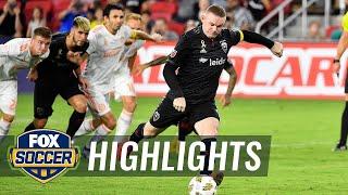 D.C. United vs. Atlanta United | 2018 MLS Highlights