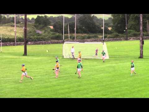 BURGESS goals U16 Challenge v Coolderry 2015