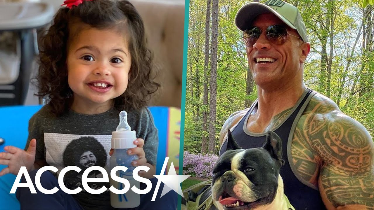 Dwayne 'The Rock' Johnson Pens Heartwarming Note For Daughter's Birthday