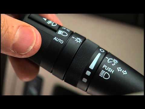 2013 Dodge Avenger Headlight Control Youtube