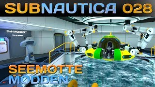 SUBNAUTICA [028] [Wärmekraftwerk & Seemotte modden] Let's Play Gameplay Deutsch German thumbnail