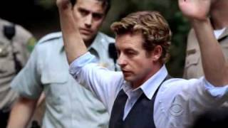 Funny Scene from The Mentalist Season 1 Episode 5