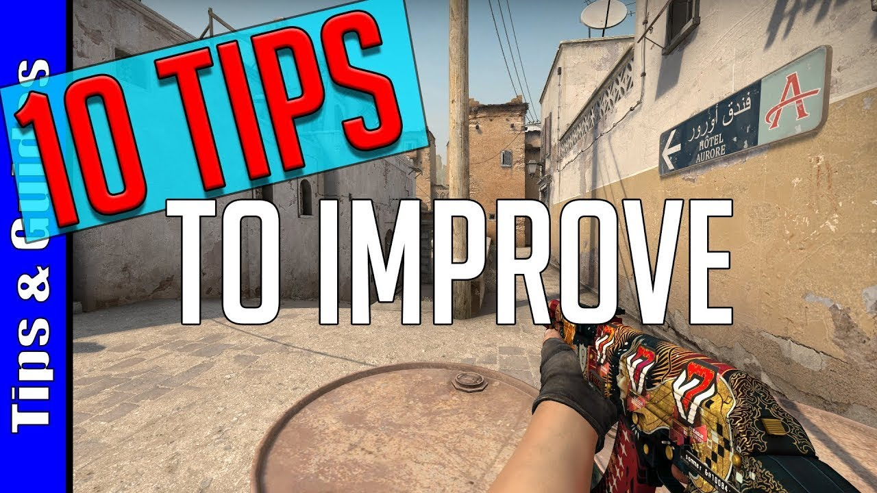 Download 10 Tips to Improve at CS:GO