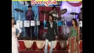 "gujarati live program songs - 4 - albam : ambemaa no bhamro ""raas rachiya bits (palanpur)"""