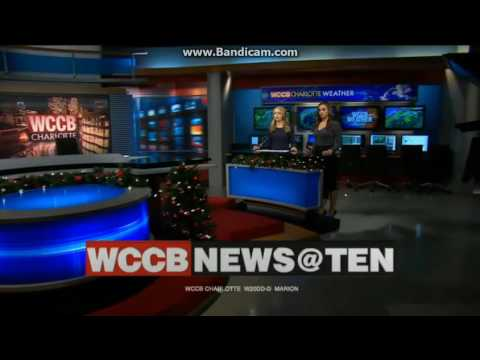 WCCB: WCCB News At 10pm Open--2016