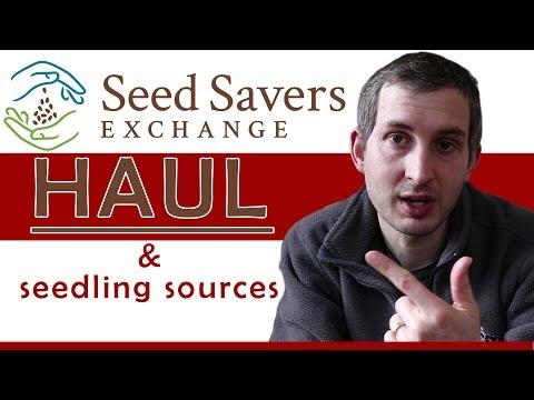 Seed Haul - Seed Savers Exchange
