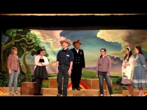 Finian's Rainbow Jr Dag 2 22 14 Part 1 of 5 Afternoon Show