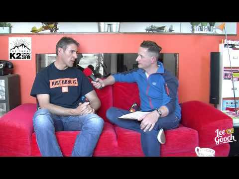 MountaineerJason Black chats to Lee Gooch about his K2 challenge