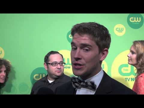Brendan Dooling  The Carrie Diaries  The CW Upfronts  2013
