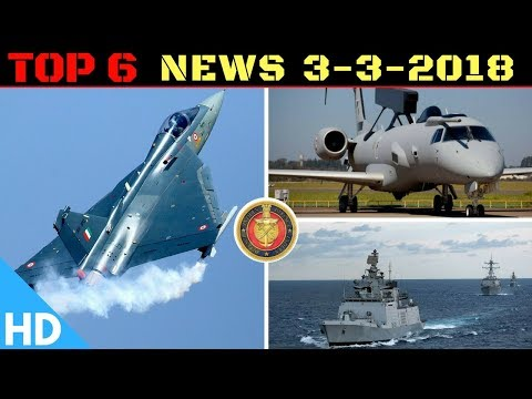 Indian Defence Updates : IAF 201 Tejas MK2 Order,SU-57 Navy,Indian Navy Exercise 2018,AEW&C India