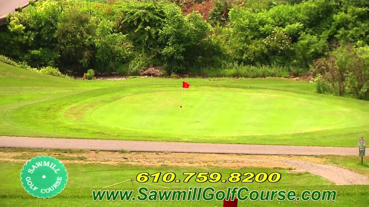 Lehigh Valley Golf At Sawmill Golf Course In Easton Youtube
