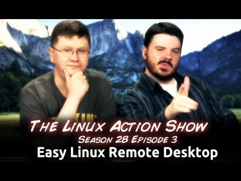 Easy Linux Remote Desktop | LAS s28e03
