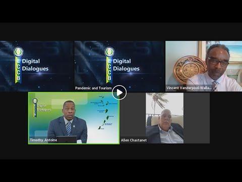 ECCB Digital Dialogues - Pandemic and Tourism