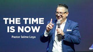 Sunday, September 6, 2020 English Service - Pastor Jaime Loya