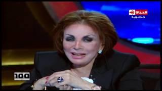 فيديو لبنى عبد العزيز ترتبك على الهواء بسبب سؤال عن فاتن حمامة!