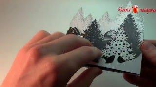 видео Новогодние корпоративные открытки