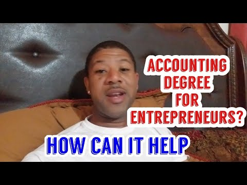 Accounting Degree for Entrepreneurs? Is it helpful? Accounting Degree vs Music Production School
