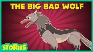 """""""THE BIG BAD WOLF STORY"""" II STORIES FOR CHILDREN 