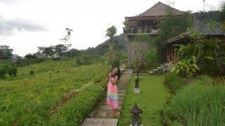Fine Morning in Sawah Indah Villa Sidemen Bali -2