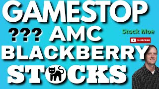 GAMESTOP STOCK With AMC STOCK And BLACKBERRY STOCK With EXPRESS STOCK PRICE PREDICTION