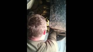 установка ремней форд мондео мастер класс
