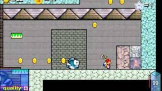 Let`s play Super Mario 63 part 13 - Das Wasserstand Level