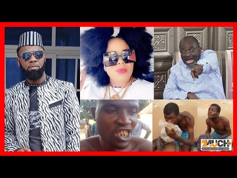 Rev. Obofour 𐊤a.ting Hum.an FIésh, Nana Agradaa ReIeases $e.cret Video Live…