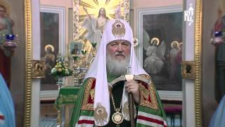 видео Памяти архимандрита Даниила (Сарычева)