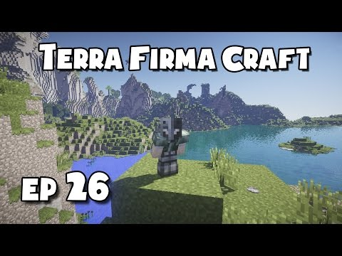 TerraFirmaCraft - #26 - Fertilizer + Fire Bricks