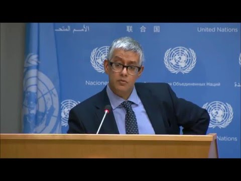 ICP Asks UN About Tunisia Protests, Ivorian Role in Burkina Faso Coup, Ban's Jets Without Water