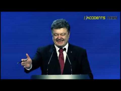 Самое смешное выступление Петра Порошенко