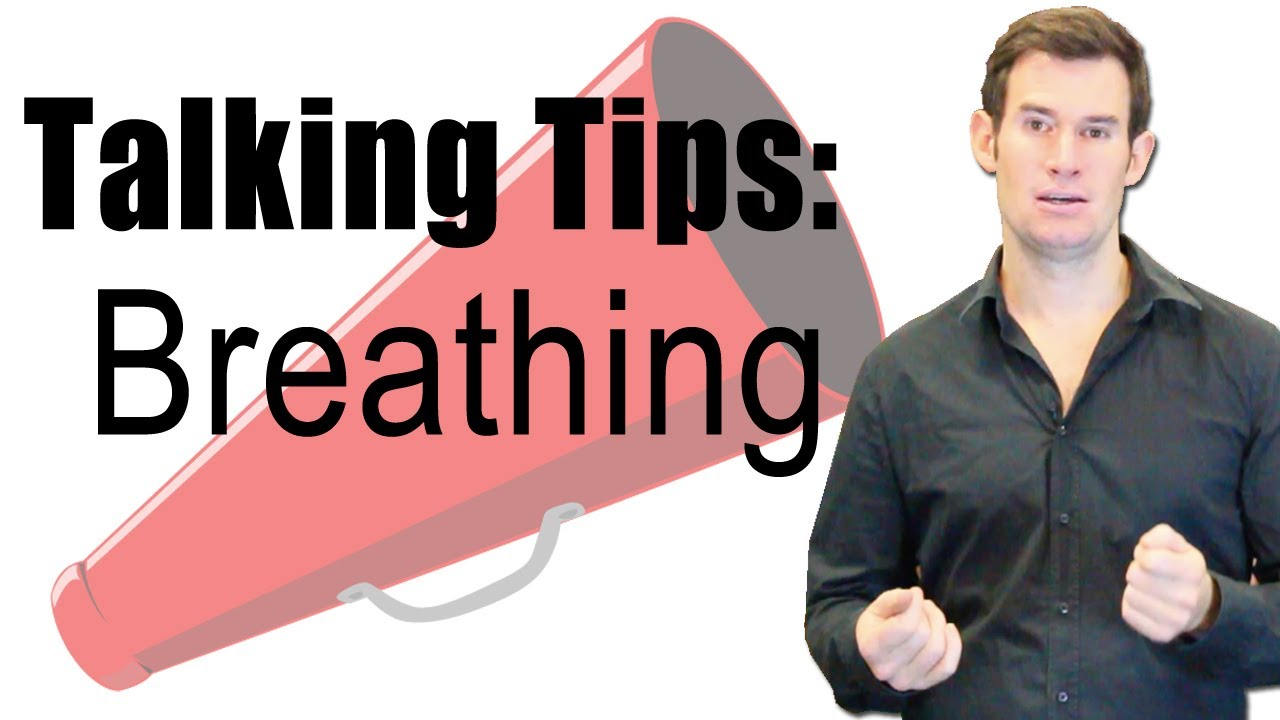 To talking how breathe while Breathing Techniques