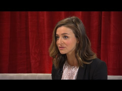 Checking up on 'Grey's Anatomy' with Caterina Scorsone