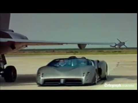 Lamborghini Pregunta V12 Races Fighter Jet Youtube