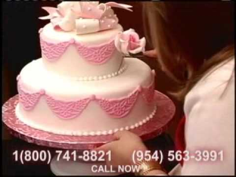 Learn Cake Decorating and Buy Supplies Wholesale - YouTube