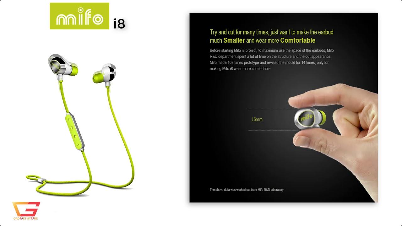 mifo i8 Bluetooth Stereo Headphone