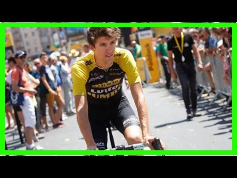 Breaking News | Cycling: George Bennett hit by car, still claims top 10 finish