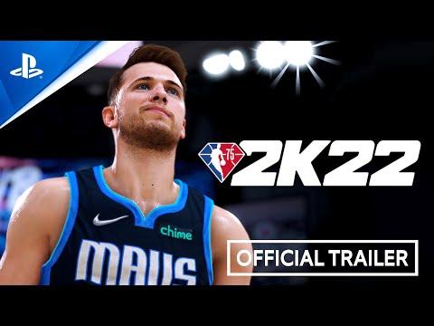 NBA 2K22 Next Gen Gameplay Trailer (PS5/Xbox Series X) | Mavericks vs Clippers | 4K UHD Concept