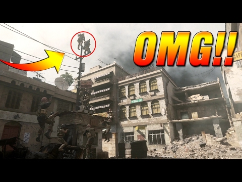 WE HAD THE BEST GLITCH SPOTS EVER! *DUAL Hide and Seek Edition!! *COD 4 REMASTERED FUNNY MOMENTS*