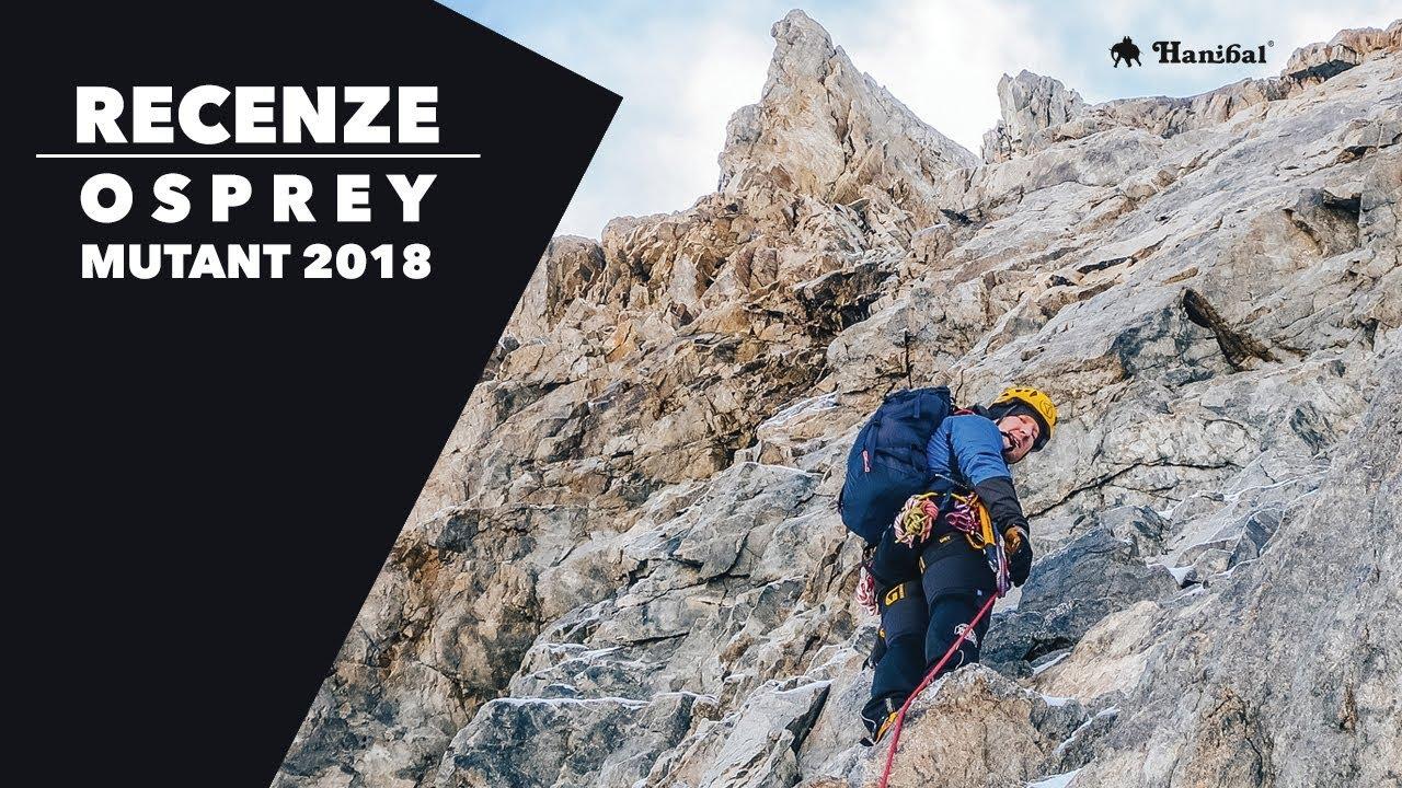 Download Recenze Osprey Mutant 38 (2018)   Hanibal.cz