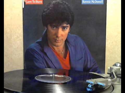 Ronnie McDowell - I Just Cut Myself [original Lp version]