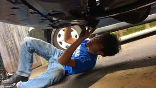 AC Compressor Honda Accord 2003-2007 Replacement: Part 2 - Installation | DIY Auto Repair Guide