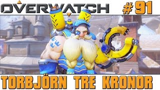 Overwatch #91 - Torbjörn Tre Kronor